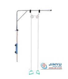 滑轮吊环训练器(不锈钢架)