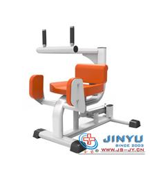 坐式腰腹训练器